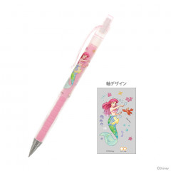 Japan Disney Pilot AirBlanc 0.3mm Mechanical Pencil - Ariel