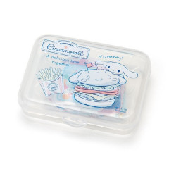 Japan Sanrio Sticker with Case - Cinnamoroll