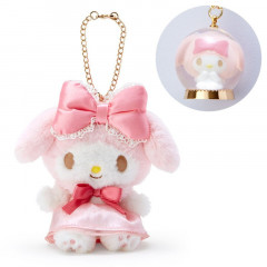 Japan Sanrio Necklace & Mascot Charm Gift Set - My Melody