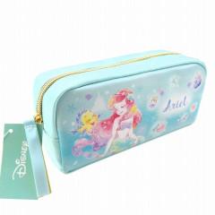 Japan Disney Pen Case Pouch - Princess Ariel