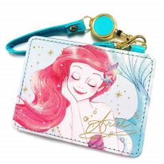Japan Disney Pass Case Holder - The Little Mermaid Ariel