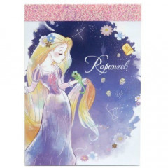 Japan Disney B8 Mini Notepad - Rapunzel