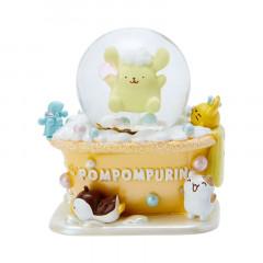 Japan Sanrio Snow Globe - Pompompurin 2020