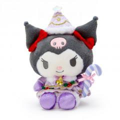 Japan Sanrio Christmas Fairy Plush - Kuromi