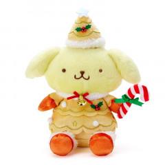 Japan Sanrio Christmas Fairy Plush - Pompompurin