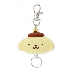 Japan Sanrio Reel Keychain - Pompompurin