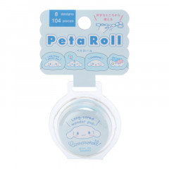 Japan Sanrio Peta Roll Washi Sticker - Cinnamoroll