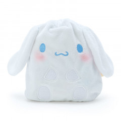 Japan Sanrio Drawstring Bag - Cinnamoroll