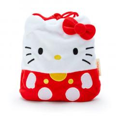 Japan Sanrio Drawstring Bag - Hello Kitty