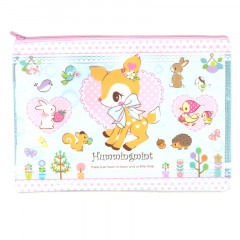Sanrio A5 Zip Folder - Hummingmint