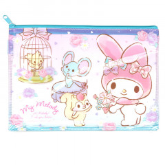 Sanrio A5 Zip Folder - My Melody