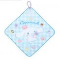 Japan Sanrio Handkerchief Wash Towel Set - Cinnamoroll - 4