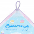 Japan Sanrio Handkerchief Wash Towel Set - Cinnamoroll - 5