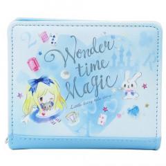 Japan Disney Bi-Fold Wallet - Alice Little Fairy Tale
