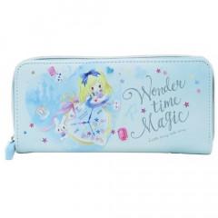 Japan Disney Long Wallet - Alice Little Fairy Tale