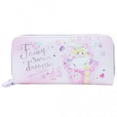 Japan Disney Long Wallet - Rapunzel Little Fairy Tale