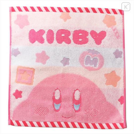 Japan Kirby Handkerchief Wash Towel - Fluffy - 1