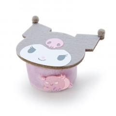 Japan Sanrio DIY Miniature Table - Kuromi