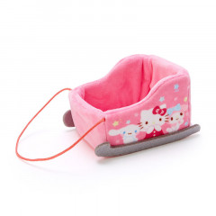 Japan Sanrio DIY Miniature Sled - Sanrio Family