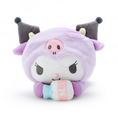 Japan Sanrio Year of the Ox Plush - Kuromi