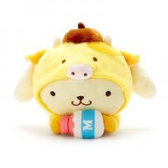 Japan Sanrio Year of the Ox Plush - Pompompurin