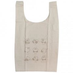 Japan Kirby Cotton Tote Bag - Face