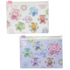 Japan Sailor Moon Zip Folder File Set 2 - Eternal Kaleidoscope