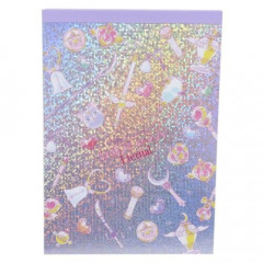 Japan Sailor Moon A6 Notepad - Eternal