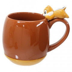 Japan Disney Ceramics Mug - Dale with Bite