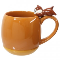 Japan Disney Ceramics Mug - Chip with Bite