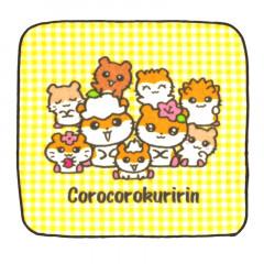 Sanrio Handkerchief Wash Towel - Corocorokuririn