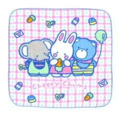 Sanrio Handkerchief Wash Towel - Cheery Chums