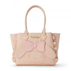 Japan Sanrio Synthetic Leather Tote Bag - My Melody