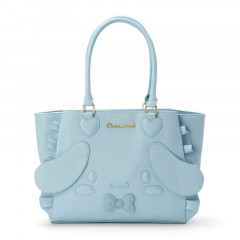 Japan Sanrio Synthetic Leather Tote Bag - Cinnamoroll