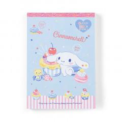 Japan Sanrio A6 Notepad Set - Cinnamoroll