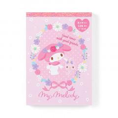 Japan Sanrio A6 Notepad Set - My Melody