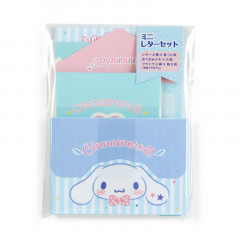 Japan Sanrio Mini Letter Set - Cinnamoroll