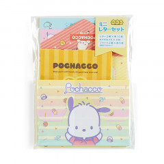 Japan Sanrio Mini Letter Set - Pochacco