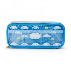 Japan Sanrio Mini Face Pouch - Cinnamoroll