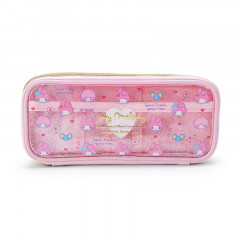 Japan Sanrio Mini Face Pouch - My Melody