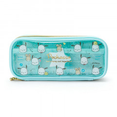 Japan Sanrio Mini Face Pouch - Pochacco