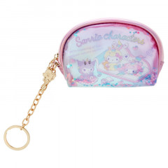Japan Sanrio Vinyl Pouch (S) - Sanrio Family Unicorn Party