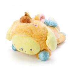 Japan Sanrio Unicorn Party Lying Plush - Pompompurin