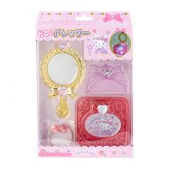 Japan Sanrio Mini Dresser Set - Hello Kitty
