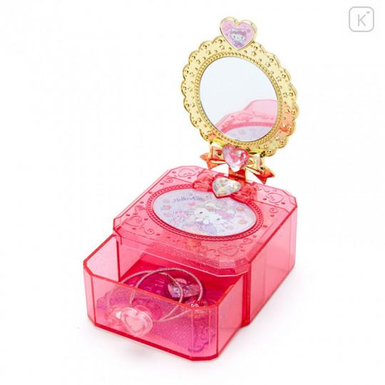 Japan Sanrio Mini Dresser Set - Hello Kitty - 3