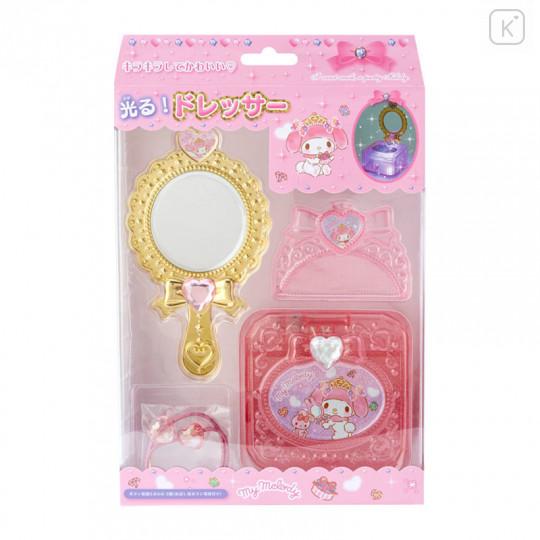 Japan Sanrio Mini Dresser Set - My Melody - 1