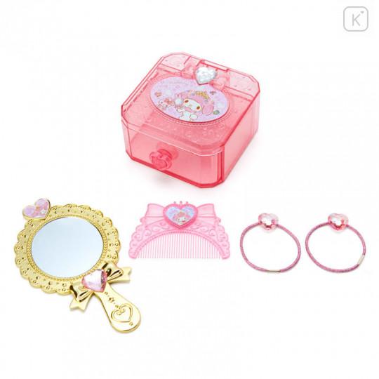 Japan Sanrio Mini Dresser Set - My Melody - 2
