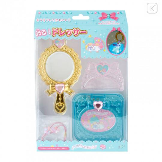 Japan Sanrio Mini Dresser Set - Little Twin Stars - 1