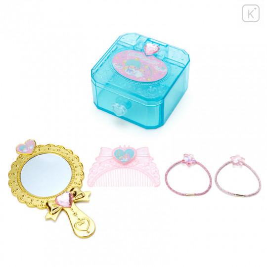 Japan Sanrio Mini Dresser Set - Little Twin Stars - 2
