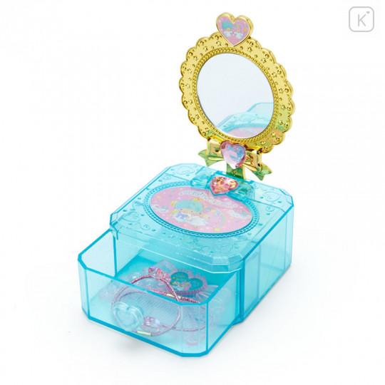 Japan Sanrio Mini Dresser Set - Little Twin Stars - 3